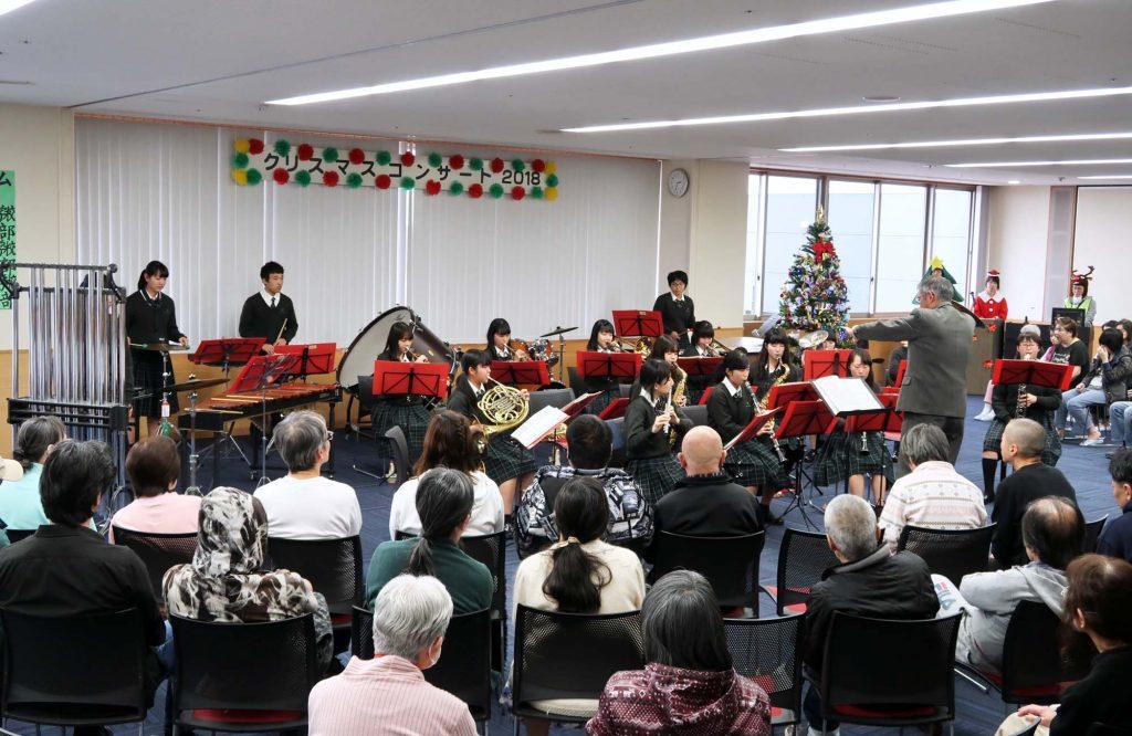 03貝塚南高等学校吹奏楽部