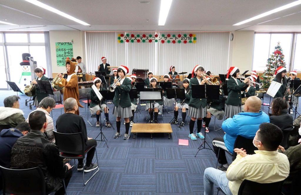02貝塚第四中学校吹奏楽部