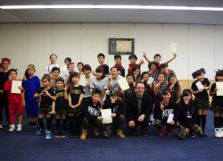 「本多義治院長藍綬褒章受章記念~第1回ダンスコンクール in 7yama」を開催しました!